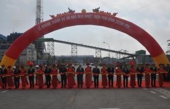 Khánh thành Nhà máy Nhiệt điện Thái Bình 1