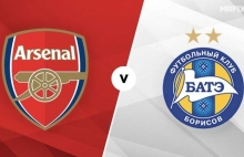 xem truc tiep arsenal vs bate borisov europa league o dau
