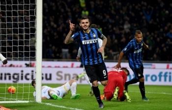 Xem trực tiếp Udinese vs Inter (Serie A), 2h45 ngày 3/2