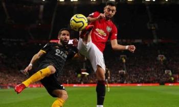 Man Utd hoà trong trận ra mắt của Bruno Fernandes