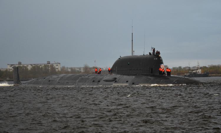 5 mẫu tàu ngầm có thể hủy diệt thế giới trong 30 phút