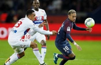Link xem trực tiếp PSG vs Lyon (Ligue 1), 3h ngày 10/2