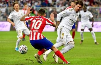 Xem trực tiếp Osasuna vs Real Madrid (La Liga), 22h ngày 9/2