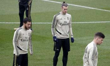 Zidane tiếp tục loại Hazard