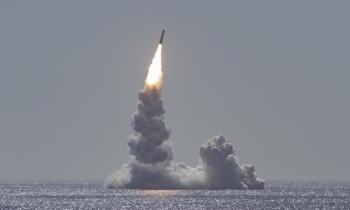 Mỹ thử tên lửa đạn đạo phóng từ tàu ngầm