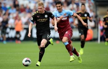 Xem trực tiếp Man City vs West Ham ở đâu?