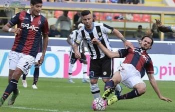 Link xem trực tiếp Bologna vs Udinese (Serie A), 21h ngày 22/2