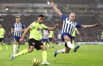 Xem trực tiếp Sheffield Utd vs Brighton ở đâu?