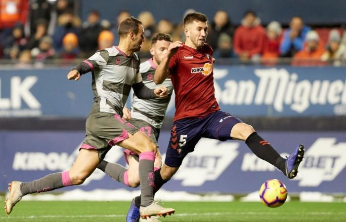 Xem trực tiếp Osasuna vs Granada (La Liga), 18h ngày 23/2