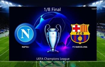 Xem trực tiếp Napoli vs Barcelona ở đâu?