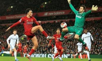 Liverpool thắng ngược West Ham