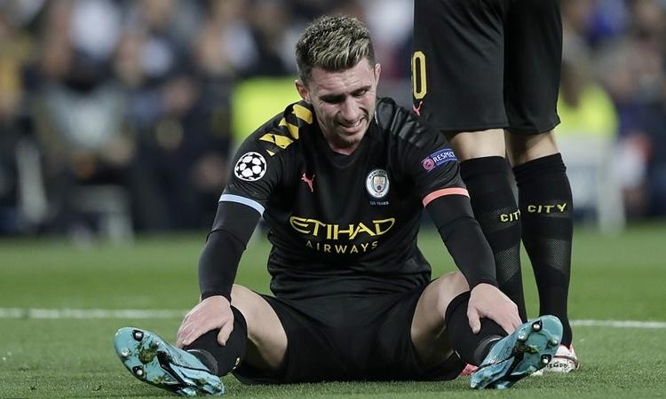 Man City trả giá cho trận thắng Real