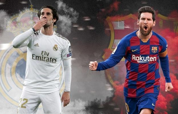 xem truc tiep real madrid vs barcelona o dau