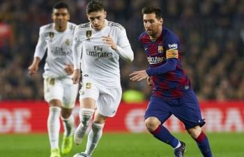 xem truc tiep real madrid vs barcelona la liga 3h ngay 23