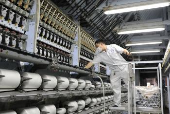 Tăng cường hợp tác dệt may Việt Nam - Đài Loan