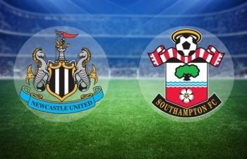 Xem trực tiếp bóng đá Newcastle vs Southampton ở đâu?