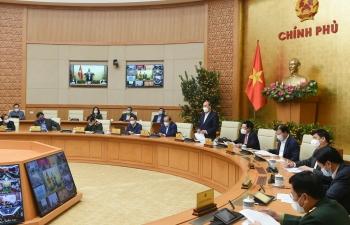 Thủ tướng: Nhanh chóng kiểm soát dịch, quyết không để lây lan rộng trong cộng đồng