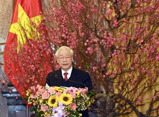 Lời chúc Tết của Tổng Bí thư, Chủ tịch nước Nguyễn Phú Trọng - 1