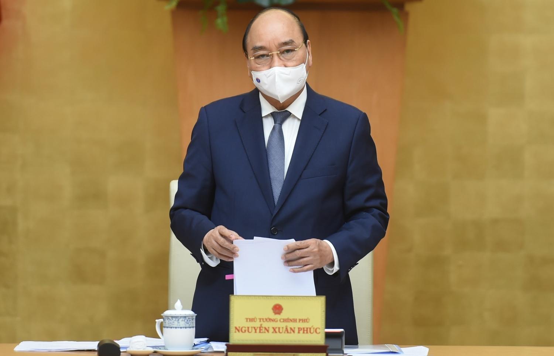 Thủ tướng: Phải tập trung chỉ đạo, xử lý 5 cân đối lớn trong phát triển đất nước