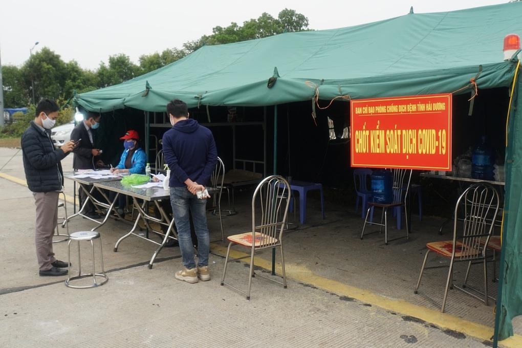 Công an huyện Cẩm Giàng - Hải Dương tìm gấp những người đã đến 20 địa điểm