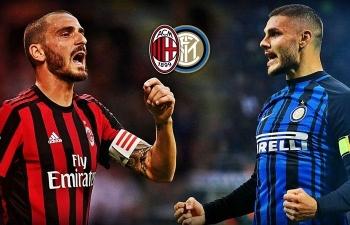 Xem trực tiếp AC Milan vs Inter Milan ở đâu?