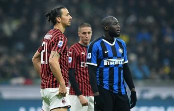 Link xem trực tiếp AC Milan vs Inter Milan (Serie A), 21h ngày 21/2