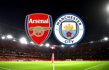 Kênh xem trực tiếp Arsenal vs Man City, vòng 25 Ngoại hạng Anh 2020-2021