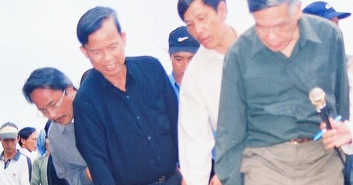 """Ông Trương Vĩnh Trọng và câu chuyện """"cấm cán bộ chơi tennis"""""""