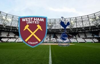 Xem trực tiếp West Ham vs Tottenham ở đâu?