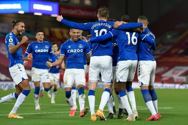 Liverpool 0-2 Everton: Anfield tiếp tục thành tử địa - 1
