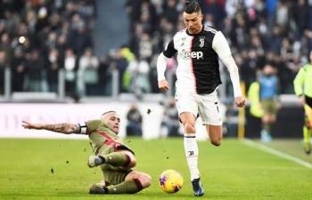 Link xem trực tiếp Juventus vs Crotone (Serie A), 2h45 ngày 23/2