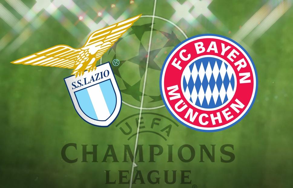 Xem trực tiếp Lazio vs Bayern Munich ở đâu?