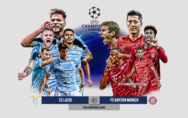 Lazio - Bayern Munich: Chờ đợi cơn địa chấn - 1