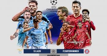 Lazio - Bayern Munich: Chờ đợi cơn địa chấn