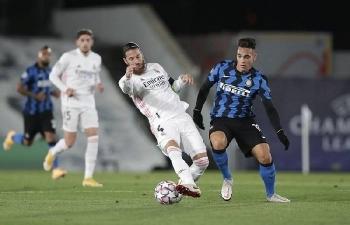 Link xem trực tiếp Atalanta vs Real Madrid (Cup C1 Châu Âu), 3h ngày 25/2
