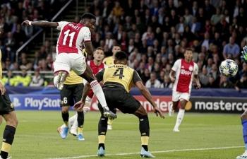 Link xem trực tiếp Ajax vs Lille (Cup C2 Châu Âu), 0h55 ngày 26/2