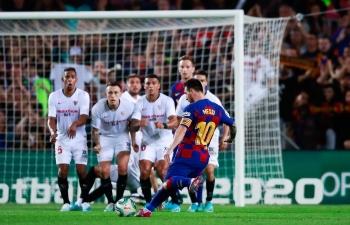 Link xem trực tiếp Sevilla vs Barca (La Liga), 22h15 ngày 27/2