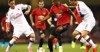Man Utd đại chiến AC Milan, Tottenham và Arsenal dễ thở