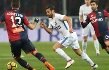 Link xem trực tiếp Inter vs Genoa (Serie A), 21h ngày 28/2