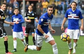Link xem trực tiếp Sampdoria vs Atalanta (Serie A), 18h30 ngày 28/2