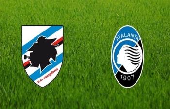 Xem trực tiếp Sampdoria vs Atalanta ở đâu?