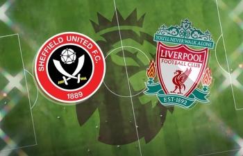 Xem trực tiếp Sheffield Utd vs Liverpool ở đâu?