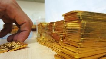 Giá vàng sáng 29/3 giảm 40.000 đồng/lượng