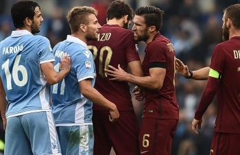 xem truc tiep bong da lazio vs as roma vd italia 2h30 ngay 33