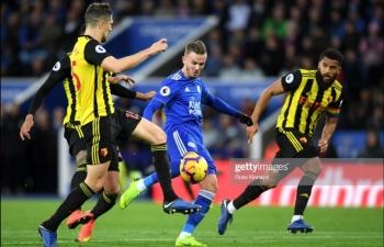 Xem trực tiếp bóng đá Watford vs Leicester City (Ngoại hạng Anh), 19h ngày 3/3 ở đâu?