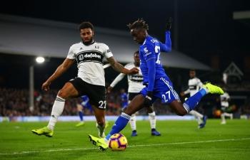 Xem trực tiếp bóng đá Leicester City vs Fulham (Ngoại hạng Anh), 22h ngày 9/3