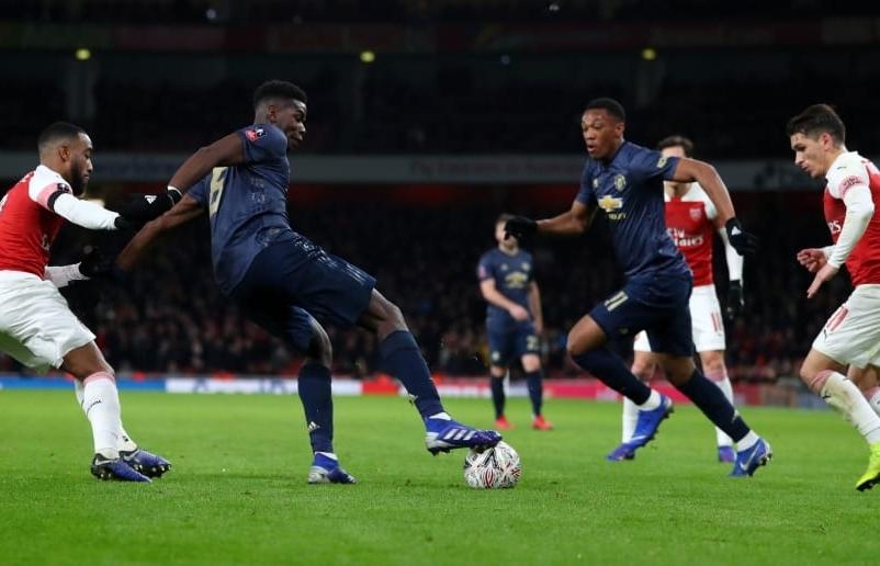 Xem trực tiếp bóng đá Arsenal vs MU (Ngoại hạng Anh ...
