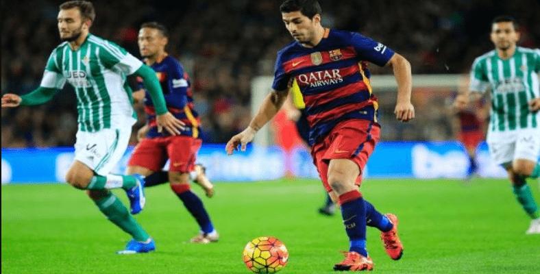 Xem trực tiếp bóng đá Betis vs Barcelona (La Liga), 2h45 ngày 18/3