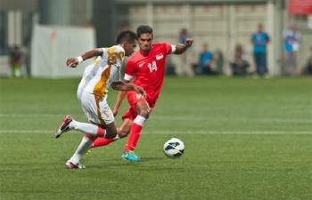Xem trực tiếp bóng đá Oman vs Singapore (Giao hữu), 19h45 ngày 23/3
