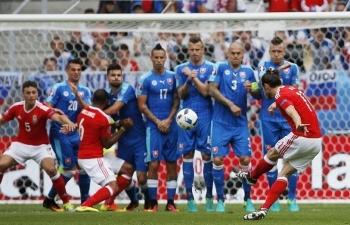 Xem trực tiếp bóng đá Wales vs Slovakia (Vòng loại Euro 2020), 21h ngày 24/3